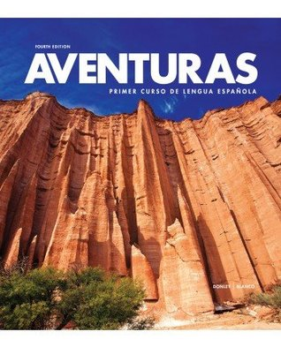 Aventuras 4th Edition - Student Edition, Supersite Code and WebSAM Code Vista Higher Learning