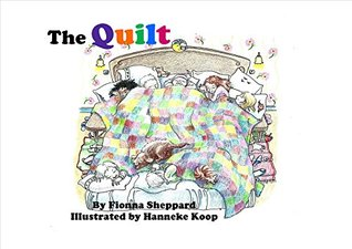 The Quilt  by  Fionna Sheppard