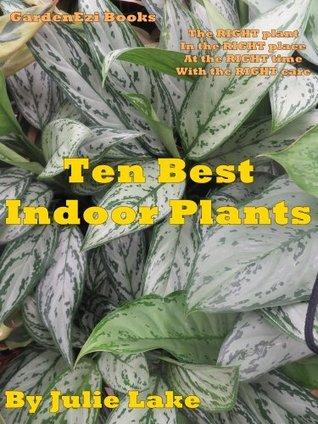 Ten Best Indoor Plants (GardenEzi Book 5) Julie Lake