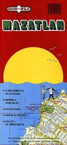 Ciudad de Mazatlan  by  s.a Guia Roji