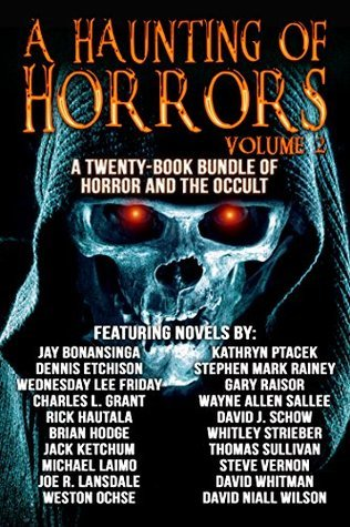 A Haunting of Horrors, Volume 2: A Twenty-Book eBook Bundle of Horror and the Occult  by  Brian Hodge