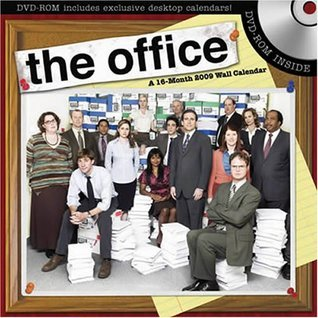 The Office 2009 Calendar plus bonus DVD  by  NOT A BOOK