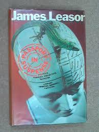 Passport In Suspense  by  James Leasor