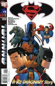 Batman/Superman Annual #1 Joe Kelly