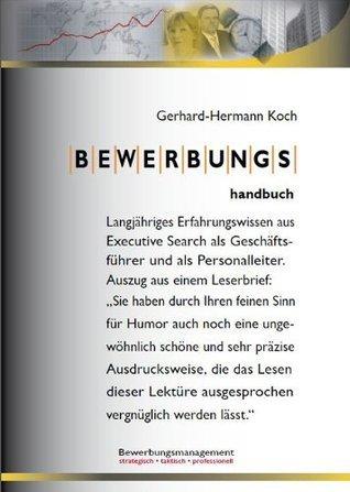 Bewerbungshandbuch Gerhard-Hermann Koch