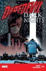 Daredevil: Dark Nights #1  by  Lee Weeks
