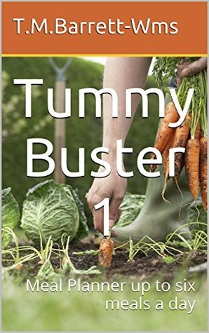 Tummy Buster 1: Smoothie Meal Planner  by  T.M.Barrett-Wms