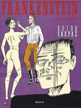 Frankenstein n. 20 Guido Crepax