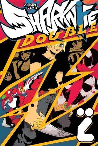 Sharknife, Volume Two: ZZ: 2 Corey Lewis