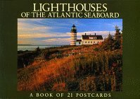 Lighthouses of the Atlantic Seaboard  by  NOT A BOOK