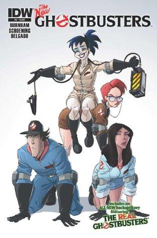 Ghostbusters #2  by  Erik Burnham