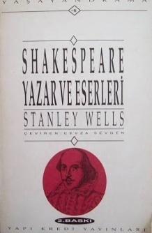 Shakespeare Yazar ve Eserleri Stanley Wells
