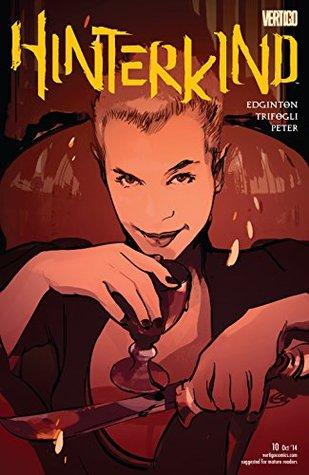 Hinterkind (2013-) #10 (Hinterkind (2013- )) Ian Edginton