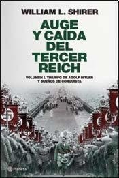 AUGE Y CAIDA DEL TERCER REICH  by  SHIRER WILLIAM L.
