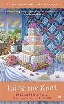 Tying the Knot (A Southern Quilting Mystery, #5)  by  Elizabeth Spann Craig