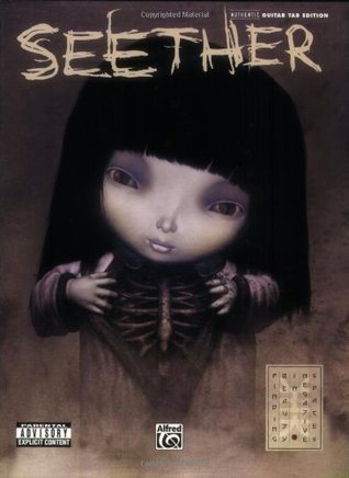 Seether: Finding Beauty In Negative Spaces- Guitar Tablature Seether