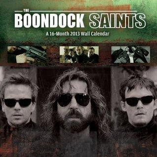 Boondock Saints 2013 Wall Calendar NOT A BOOK