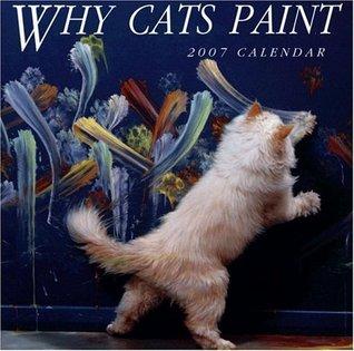 NOT A BOOK Why Cats Paint Calendar NOT A BOOK