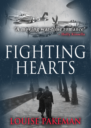 Fighting Hearts  by  Louise Pakeman