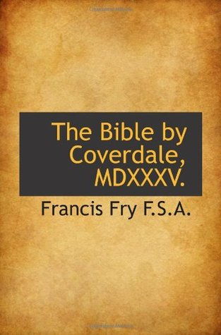The New Testment: Tyndales Version in English with Numerous Readings Comparisons of Texts  by  Francis Fry