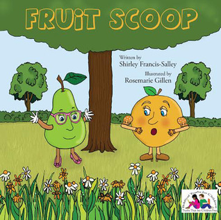 Fruit Scoop  by  Shirley Francis Salley
