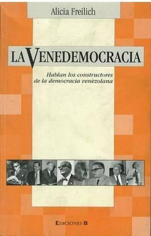 La Venedemocracia Alicia Freilich