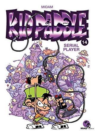 Kid Paddle Tome 14 : Serial Player Midam