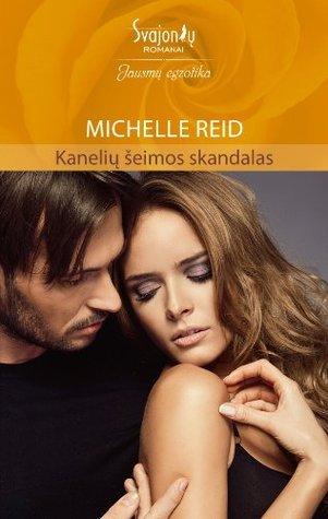 Kaneliu seimos skandalas  by  Michelle Reid