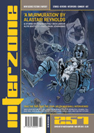 Interzone 257  by  Andy Cox