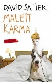 Maleït karma  by  David Safier