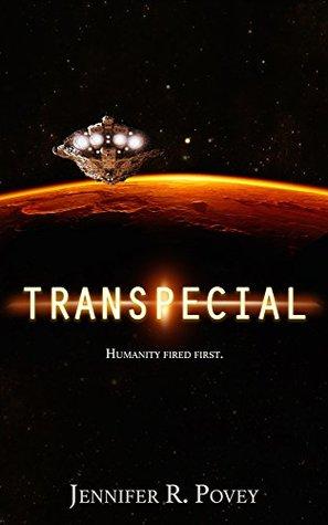 Transpecial  by  Jennifer R. Povey