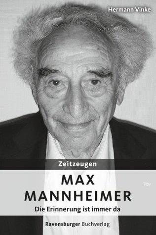 Max Mannheimer  by  Hermann Vinke