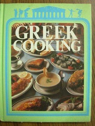 Greek Cooking  by  Ruth Kershner