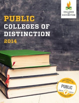 Public Colleges of Distinction 2014  by  Colleges of Distinction