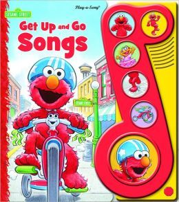 Sesame Street Get Up and Go Songs  by  Tom Brannon