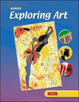 Glencoe Exploring Art Teacher Works CD Various
