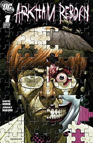 Arkham Reborn #1  by  David Hine