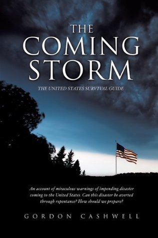 THE COMING STORM  by  Gordon Cashwell