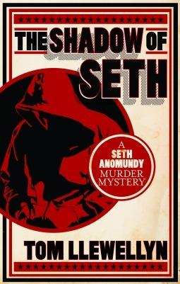 The Shadow of Seth  by  Tom Llewellyn