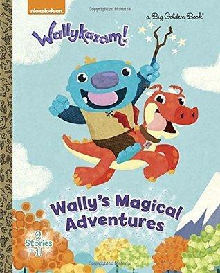Wallys Magical Adventures Golden Books