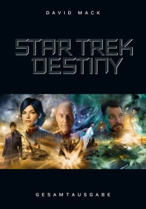 Star Trek Destiny Mack, David