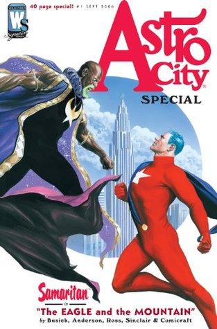 Astro City: Samaritan #1  by  Kurt Busiek