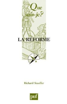 La Réforme  by  Richard Stauffer
