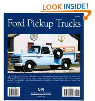 Ford Pickup Trucks -ECS Special Truck Stop Edition Motorbooks
