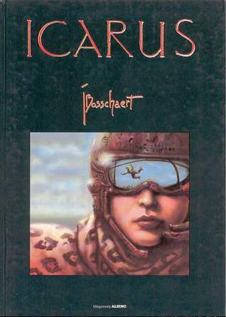 Icarus  by  Jan Bosschaert