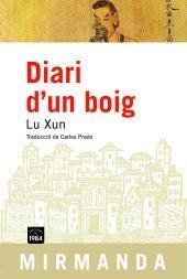 Diari dun boig  by  Lu Xun