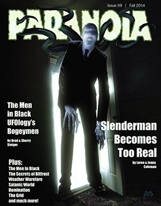 Paranoia Fall 2014: Slenderman Loren and Jenny Coleman