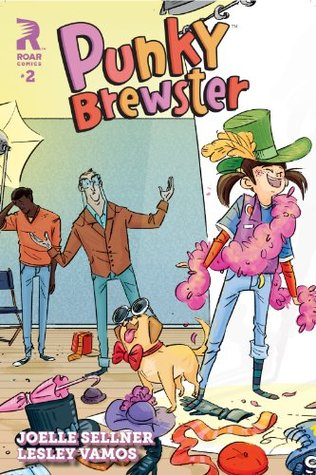 Punky Brewster #2 (Punky Brewster, #1)  by  Joelle Sellner