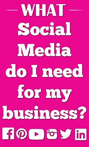 What social media do you need? Tanya Williams