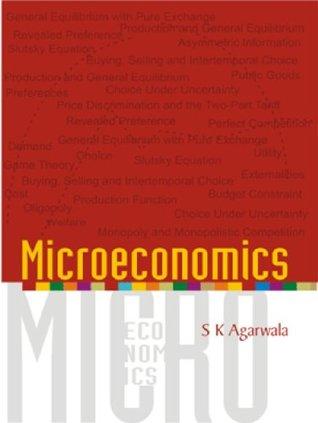 Microeconomics S K Agarwala